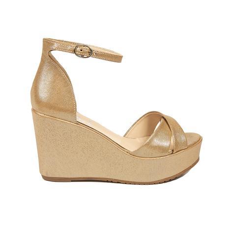Chavela Kadın Dolgu Topuklu Sandalet 2010042879002