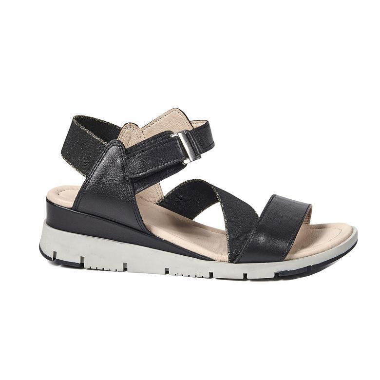 Caroline Kadın Deri Sandalet 2010042889002
