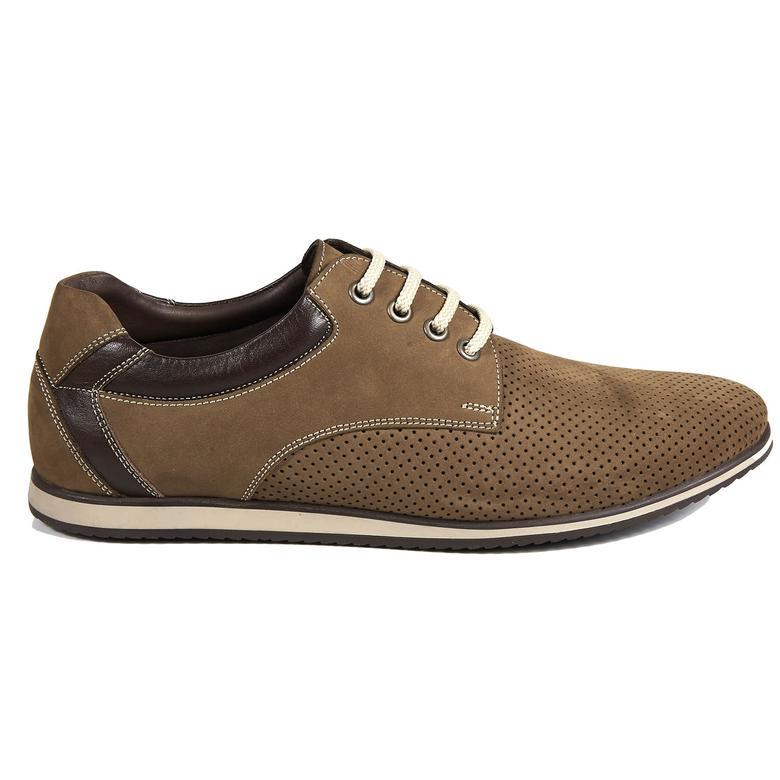 Luca Erkek Deri Günlük Ayakkabı 2010042864003