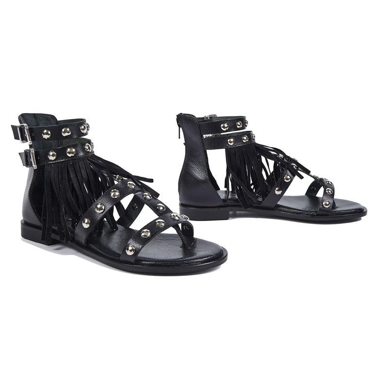 Kirby Kadın Deri Sandalet 2010042858002
