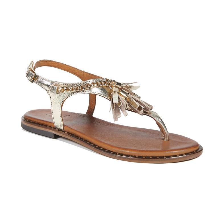 Sonate Kadın Deri Sandalet 2010042847009