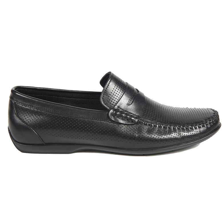 Helios Erkek Deri Günlük Ayakkabı 2010042848004