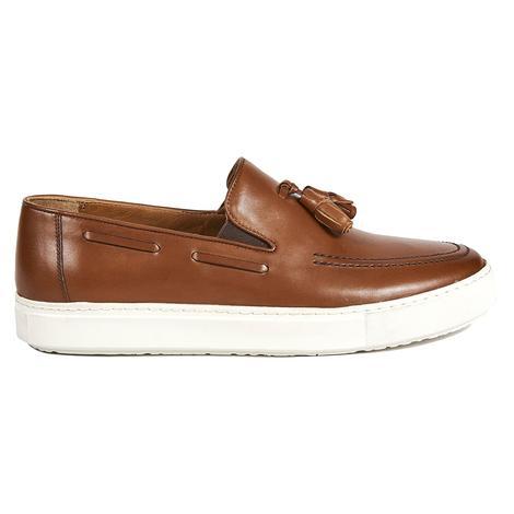Hermoso Erkek Deri Günlük Ayakkabı 2010042849006