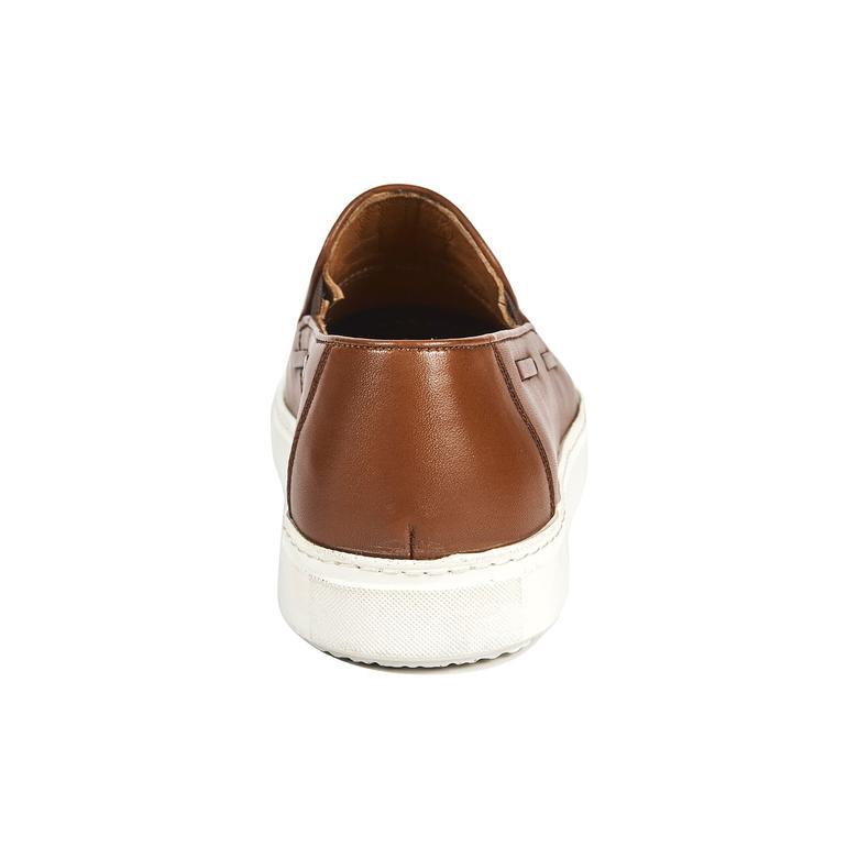 Hermoso Erkek Deri Günlük Ayakkabı 2010042849004