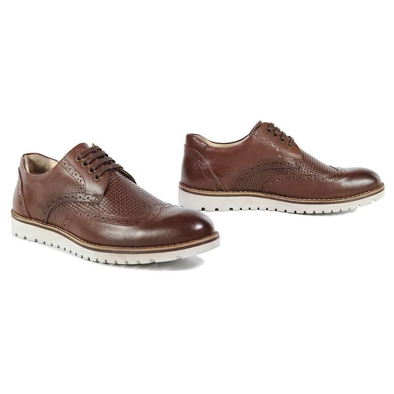 Burton Erkek Deri Günlük Ayakkabı 2010042812002