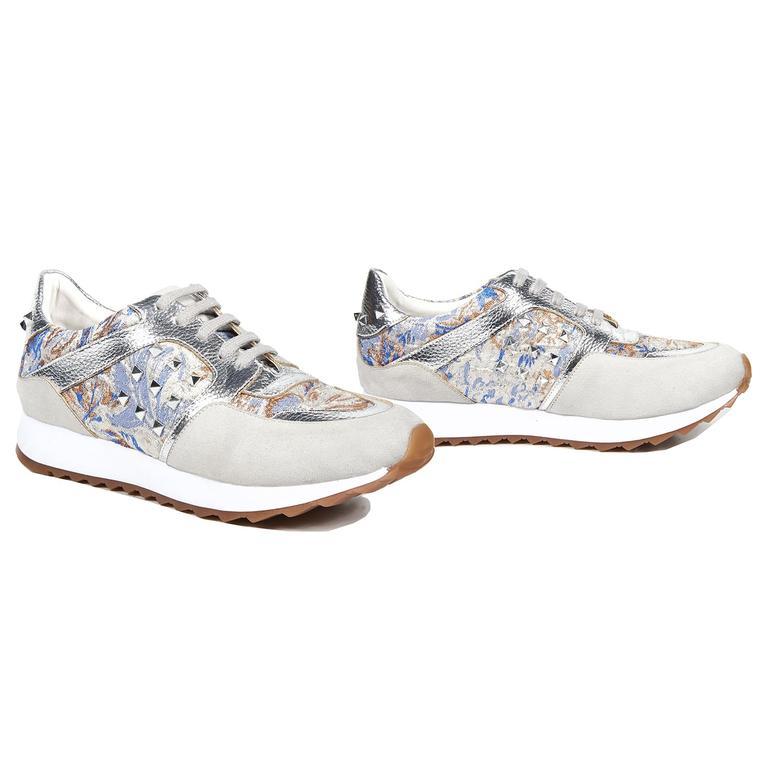 Kara Kadın Spor Ayakkabı 2010042777003