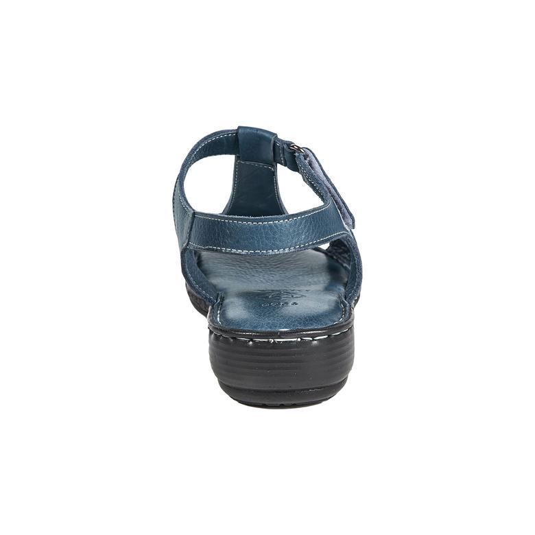 Amara Kadın Deri Sandalet 2010042785011