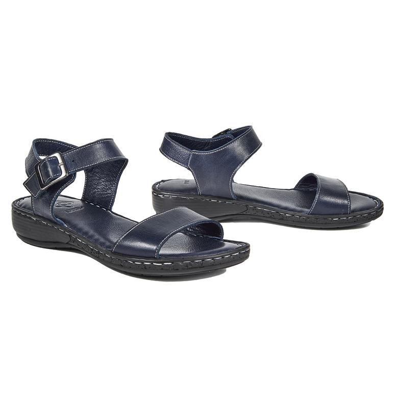 Phoebe Kadın Deri Sandalet 2010042788006