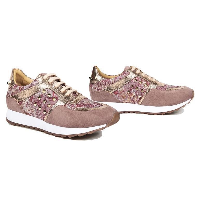 Kara Kadın Spor Ayakkabı 2010042777006
