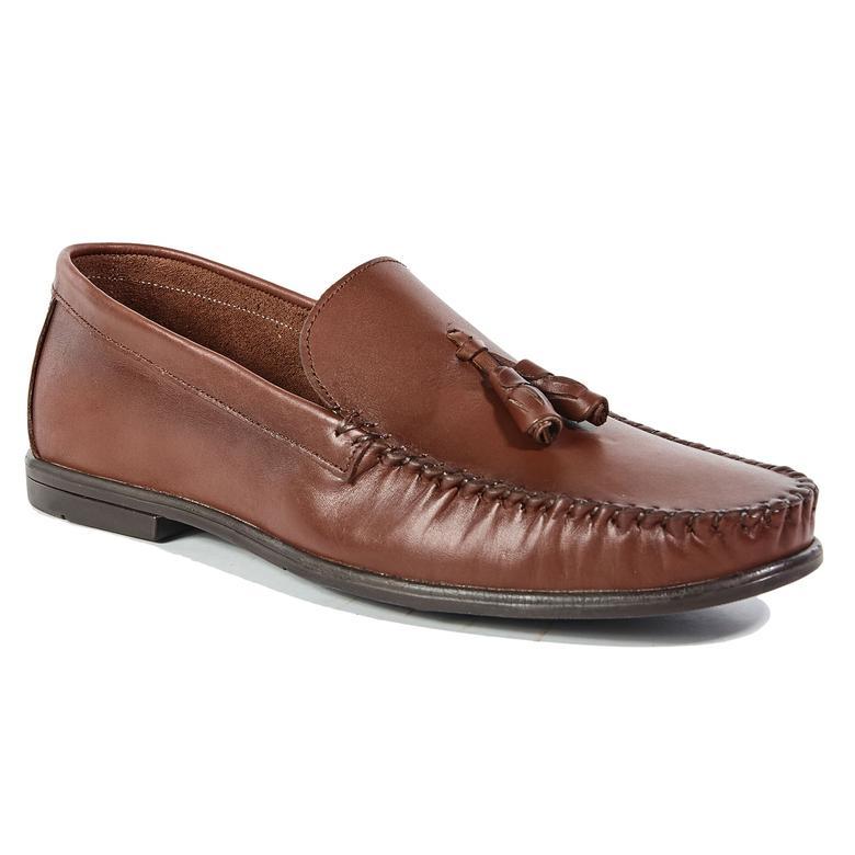 Burbank Erkek Deri Günlük Ayakkabı 2010042811010