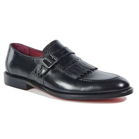 Linus Erkek Deri Klasik Ayakkabı 2010042919003