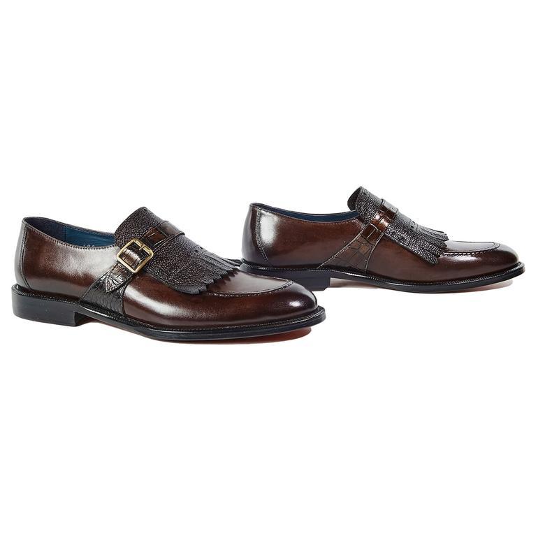 Linus Erkek Deri Klasik Ayakkabı 2010042919010