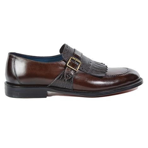 Linus Erkek Deri Klasik Ayakkabı 2010042919007