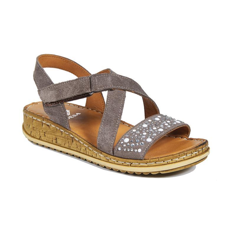 Laurel Kadın Deri Sandalet 2010042921007