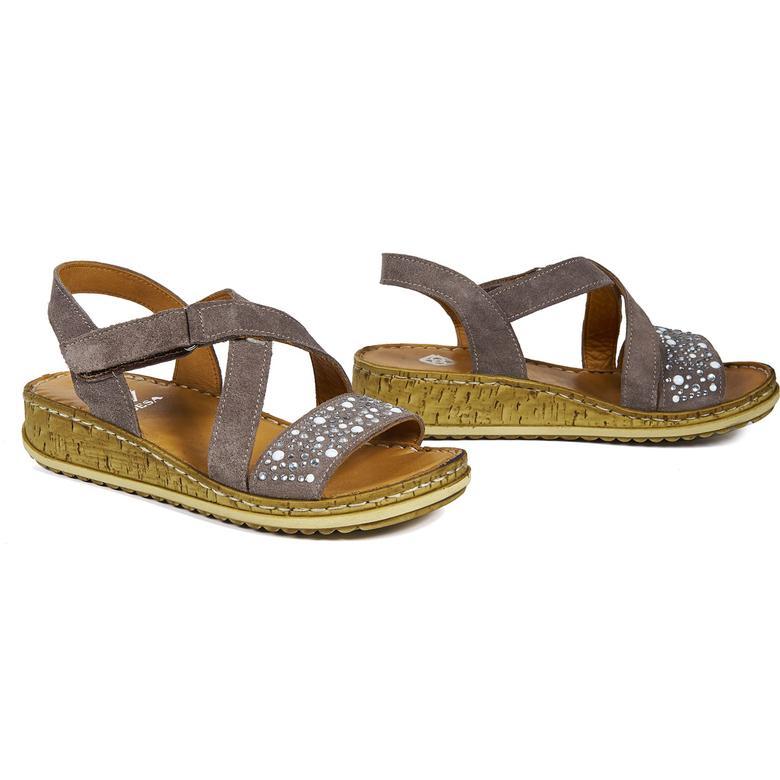 Laurel Kadın Deri Sandalet 2010042921010