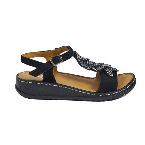 Lowell Kadın Deri Sandalet 2010042923001