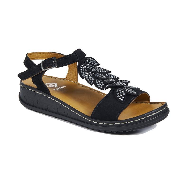 Lowell Kadın Deri Sandalet 2010042923002