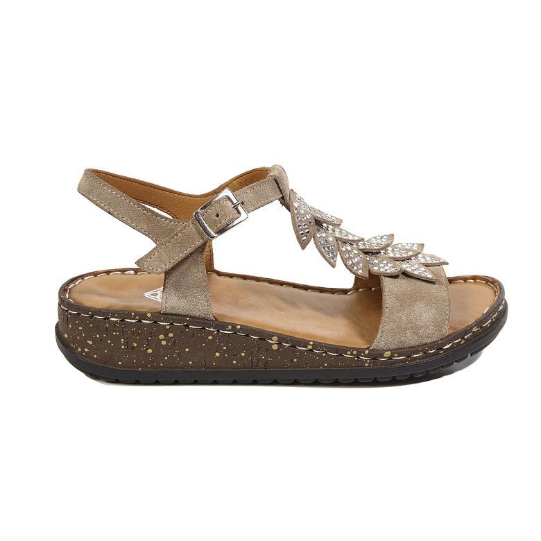 Lowell Kadın Deri Sandalet 2010042923007