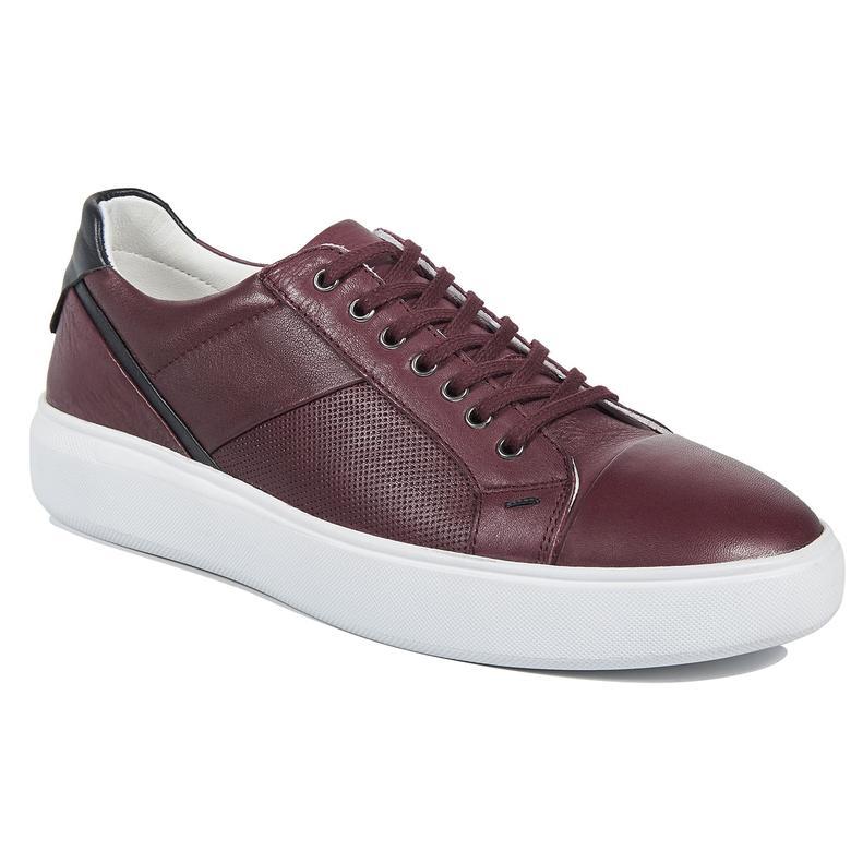 Davies Erkek Deri Günlük Ayakkabı