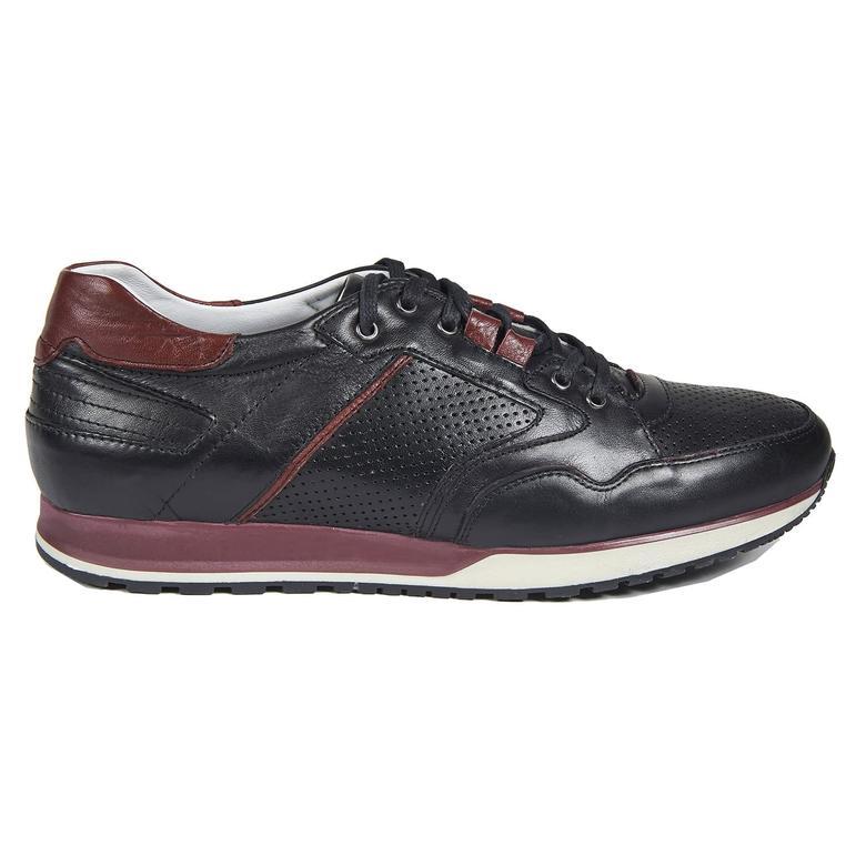 Donovan Erkek Deri Spor Ayakkabı 2010042933007