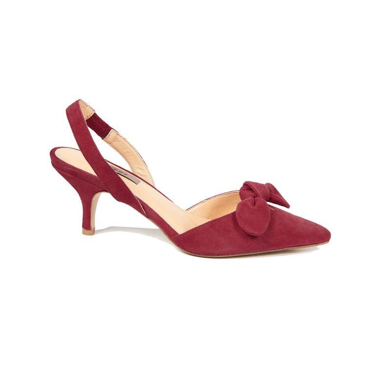 Maya Kadın Deri Klasik Ayakkabı