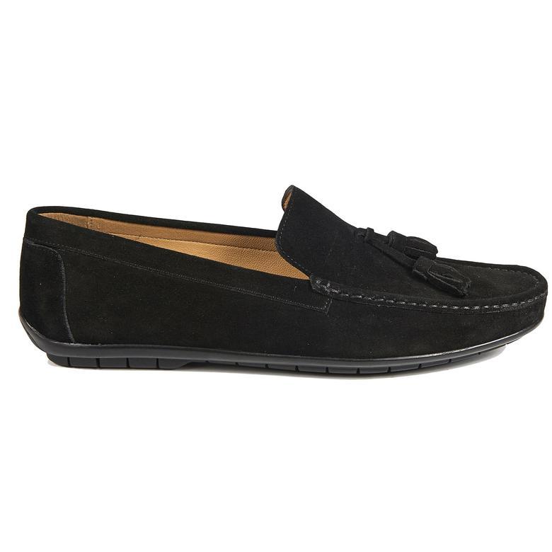 Michel Erkek Deri Günlük Ayakkabı