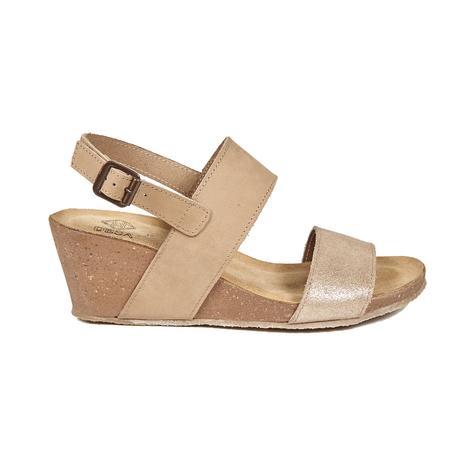 Cassia Kadın Deri Dolgu Topuklu Sandalet 2010042957001
