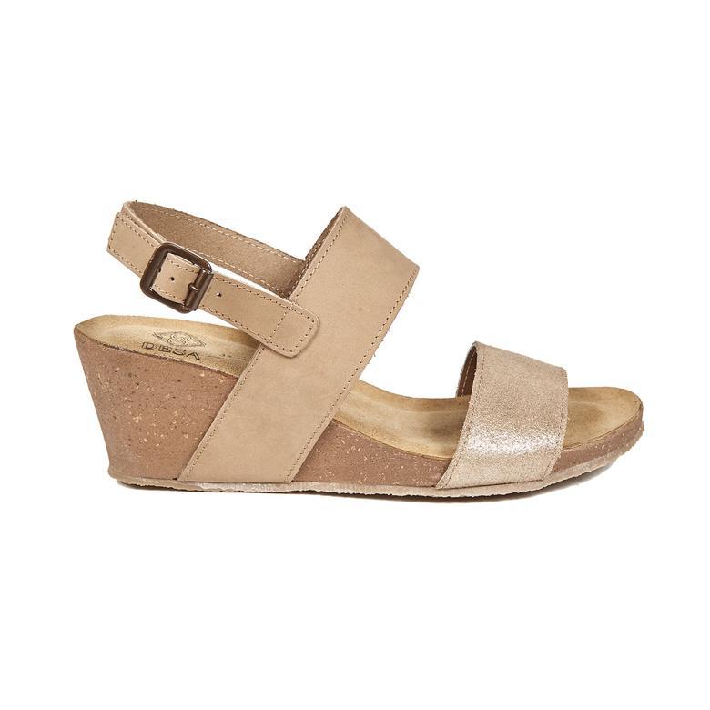 Cassia Kadın Deri Sandalet 2010042957003
