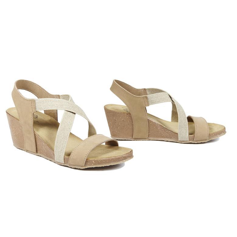 Fiona Kadın Deri Sandalet 2010042959004