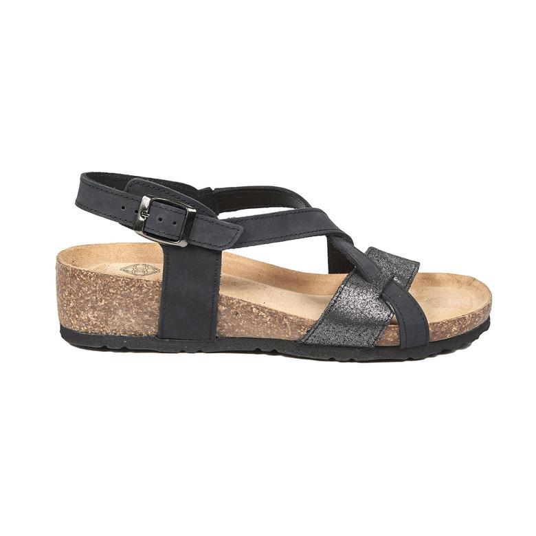 Jennie Kadın Deri Sandalet 2010042960001