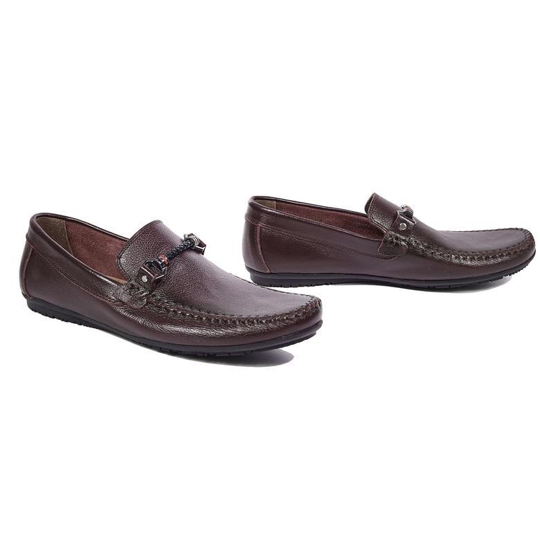 Vernon Erkek Deri Günlük Ayakkabı 2010042971007