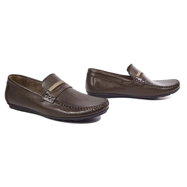 Vinton Erkek Deri Günlük Ayakkabı 2010042974008