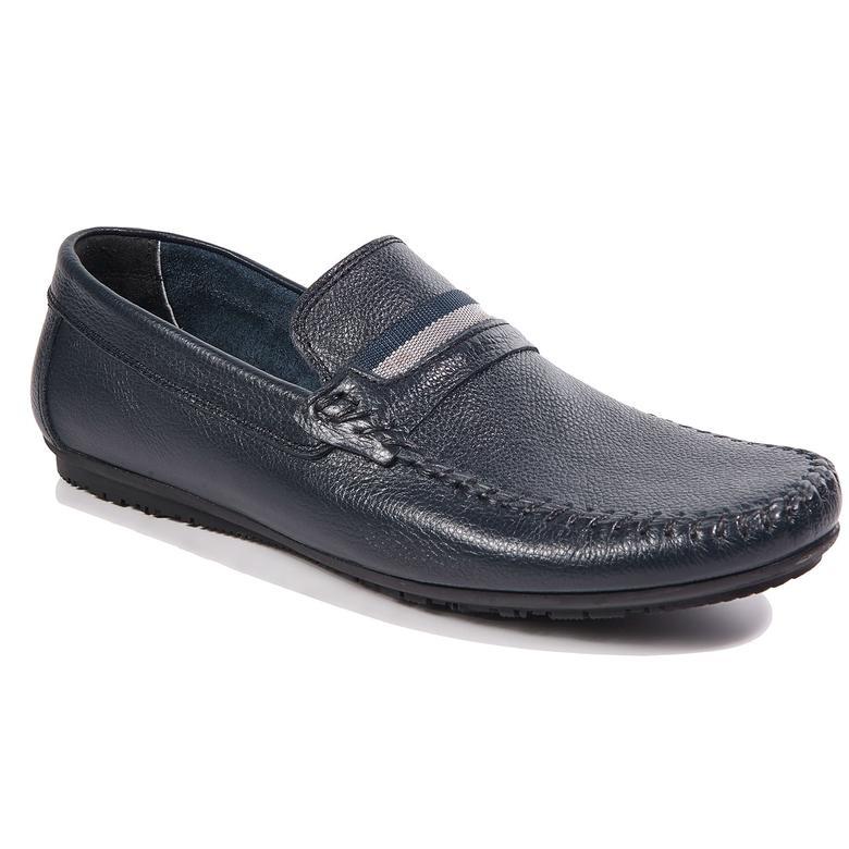 Vinton Erkek Deri Günlük Ayakkabı 2010042974014