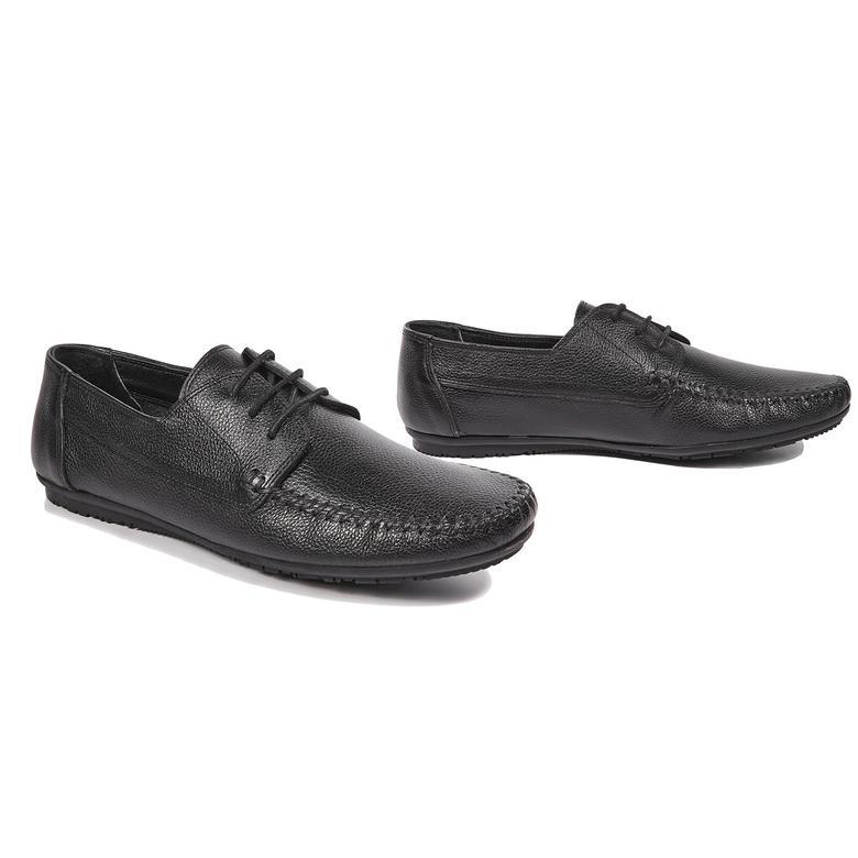 Warren Erkek Deri Günlük Ayakkabı 2010042977002