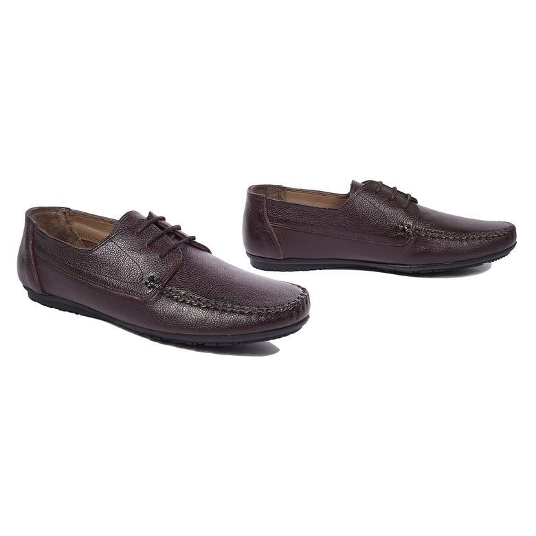 Warren Erkek Deri Günlük Ayakkabı 2010042977015