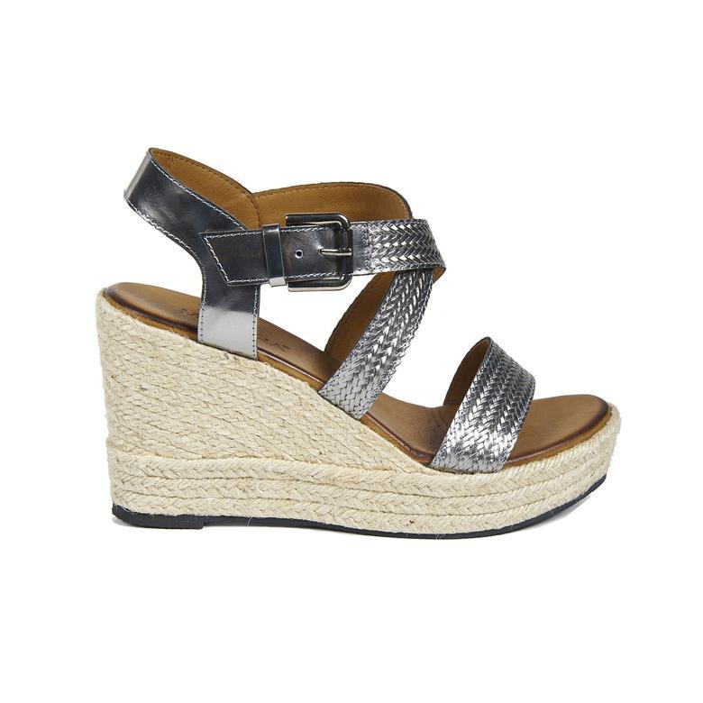 Chiron Kadın Deri Sandalet 2010042983009