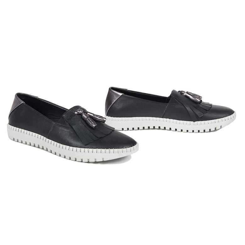 Cerilda Kadın Deri Günlük Ayakkabı 2010042987006