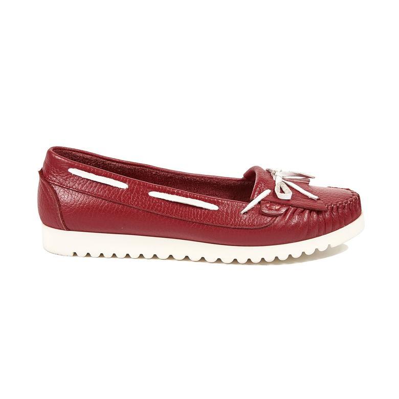 Akila Kadın Deri Günlük Ayakkabı 2010042988002