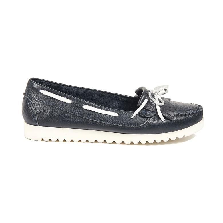 Akila Kadın Deri Günlük Ayakkabı 2010042988011
