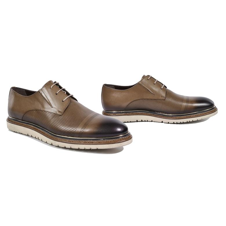 Xander Erkek Deri Günlük Ayakkabı 2010042989008