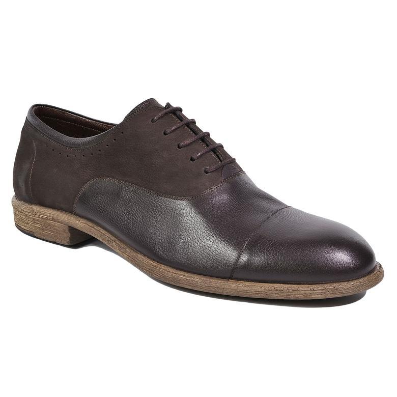 Xavier Erkek Deri Günlük Ayakkabı