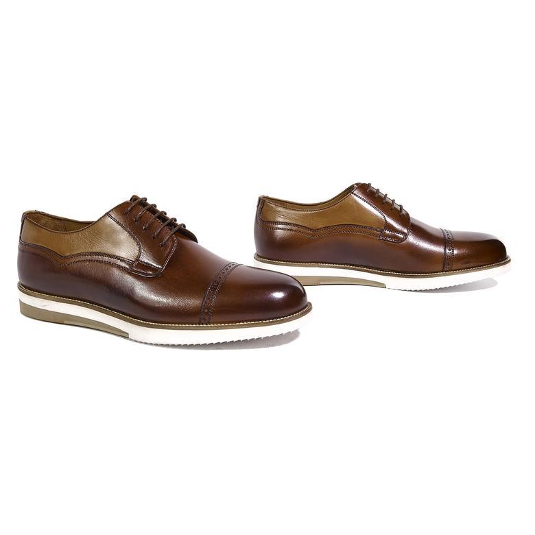 Larwin Erkek Deri Günlük Ayakkabı 2010042993002
