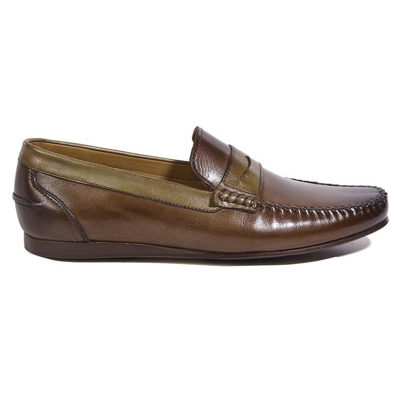 Layton Erkek Deri Günlük Ayakkabı 2010042994007