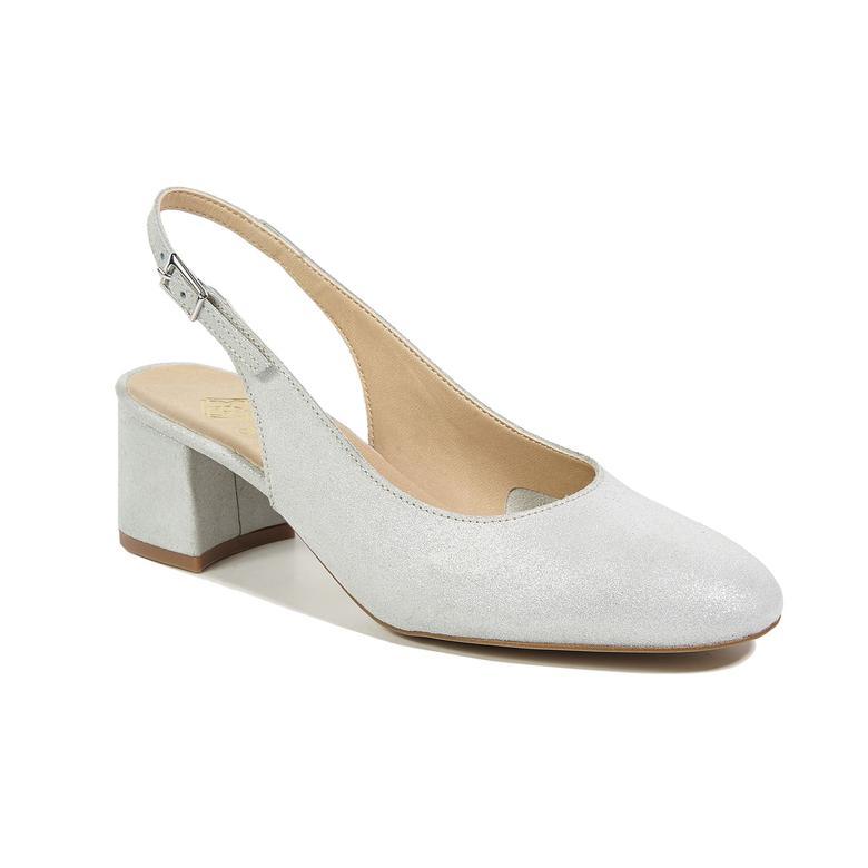 Martha Kadın Deri Klasik Topuklu Ayakkabı 2010042442001