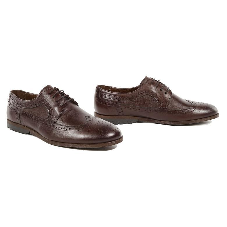 Pierce Erkek Deri Günlük Ayakkabı 2010042478007
