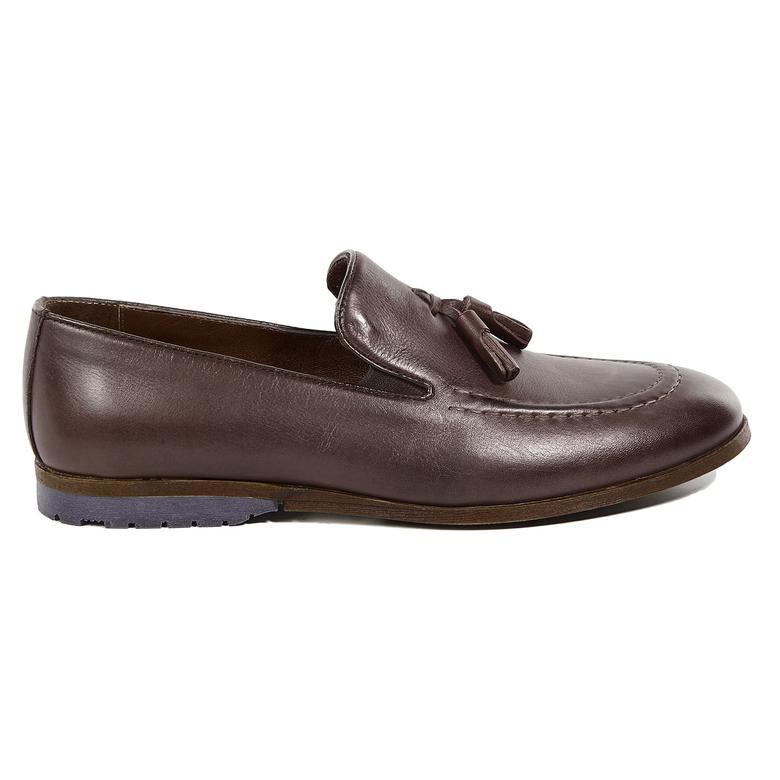 Quinton Erkek Deri Günlük Ayakkabı 2010042479009