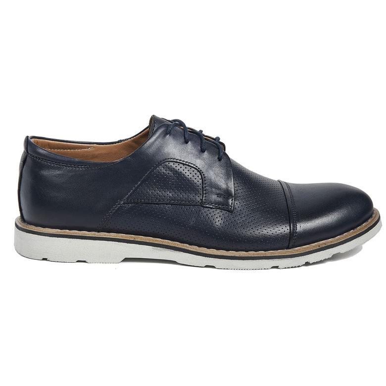 Roy Erkek Deri Günlük Ayakkabı 2010042512012