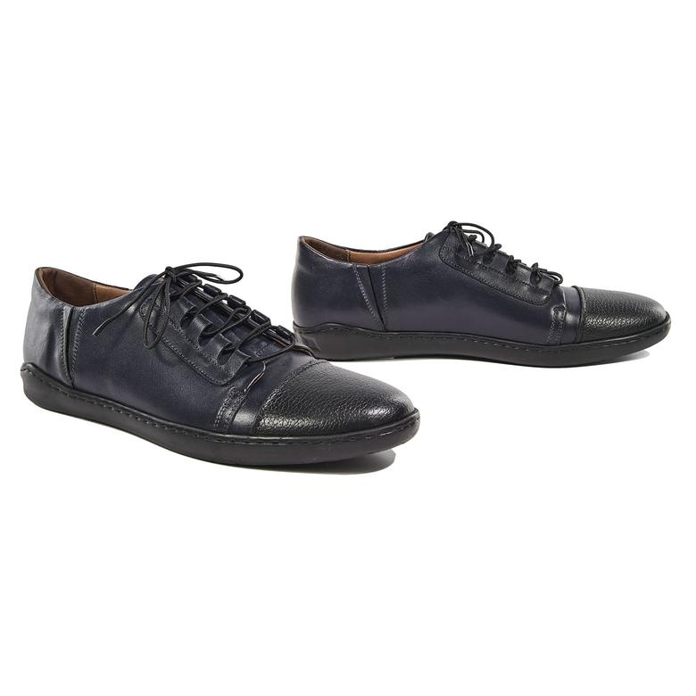 Rye Erkek Deri Günlük Ayakkabı 2010042514001