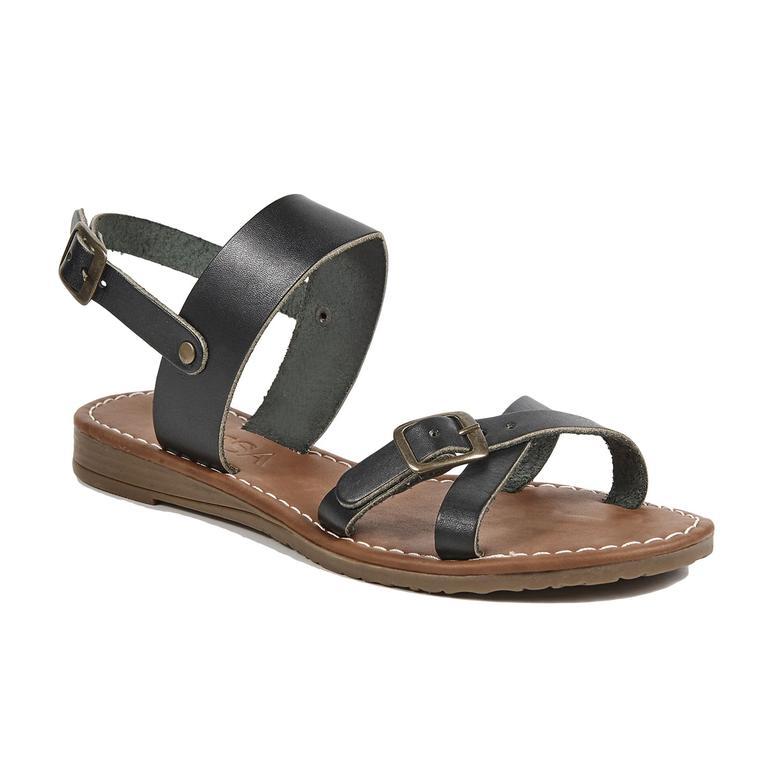 Booke Kadın Deri Sandalet 2010042528001