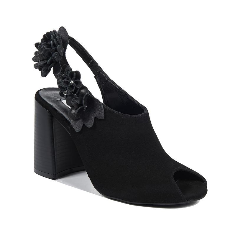 Khloe Kadın Deri Bootie Sandalet 2010042553001